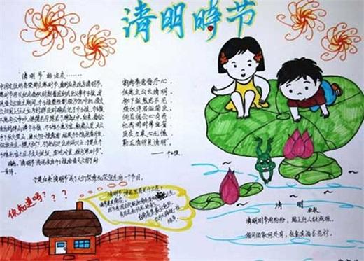 到了公元前200年的秦汉时代,又确立为二十四节气,其中便有了清明节.